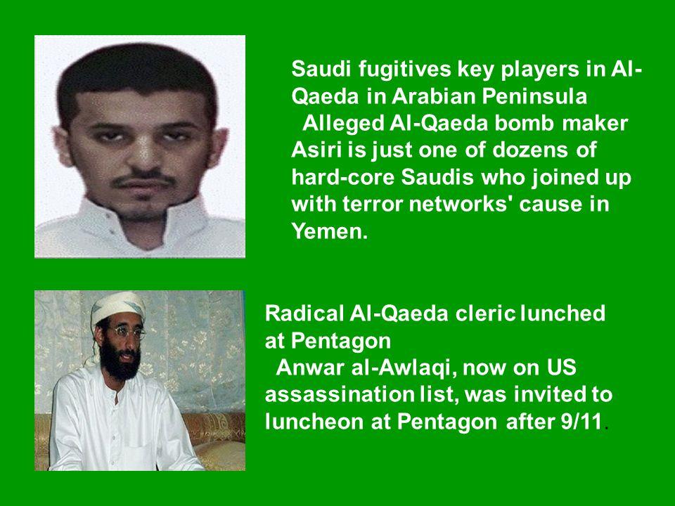 Saudi fugitives key players in Al-Qaeda in Arabian Peninsula