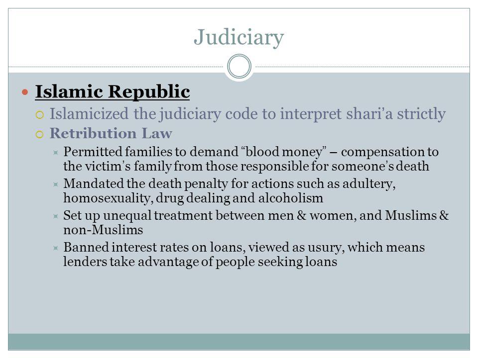 Judiciary Islamic Republic