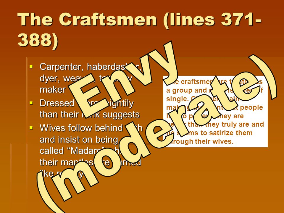 The Craftsmen (lines 371-388)