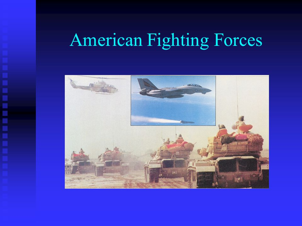 American Fighting Forces