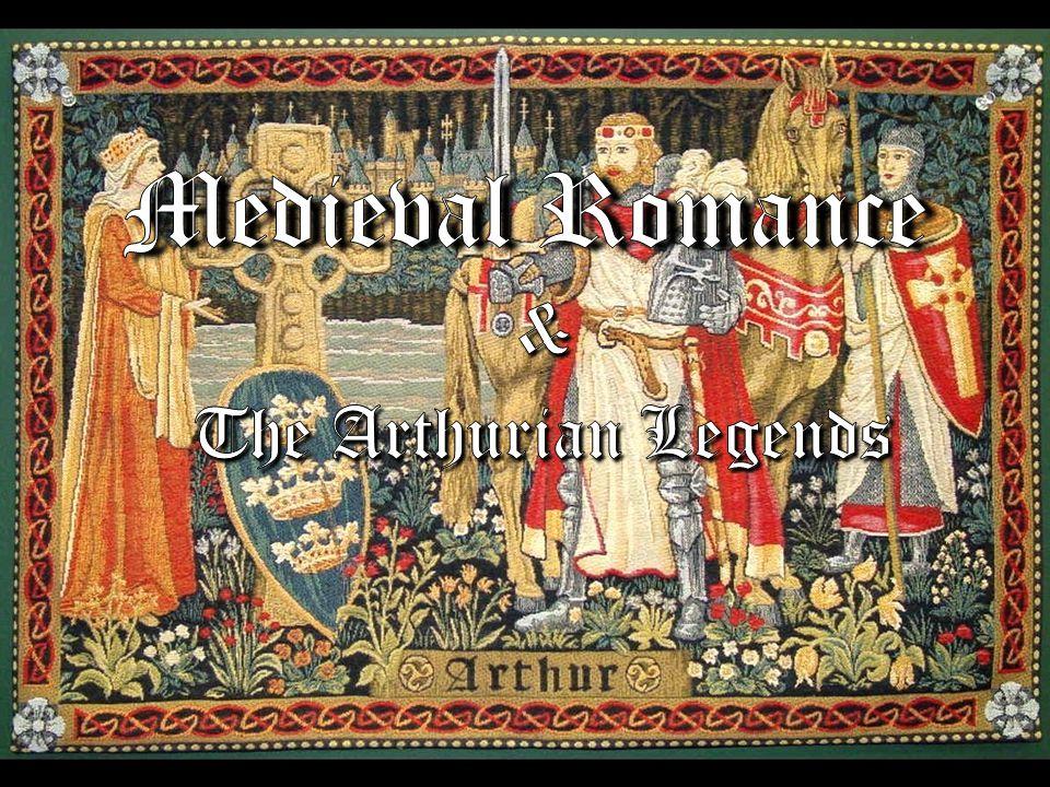 & The Arthurian Legends