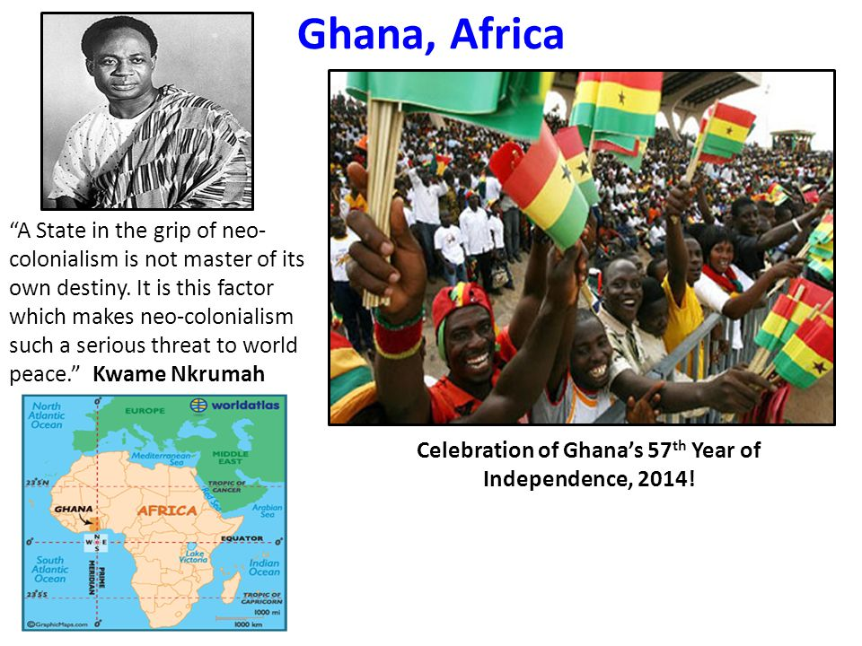 Celebration of Ghana's 57th Year of Independence, 2014!