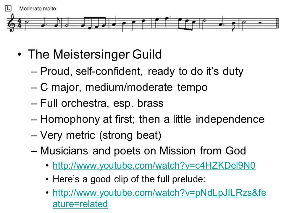The Meistersinger Guild