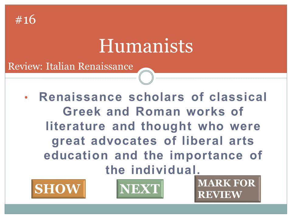 #17 De Medicis. Review: Italian Renaissance.