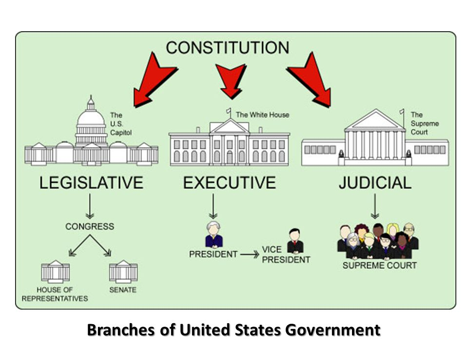 Branches of United States Government