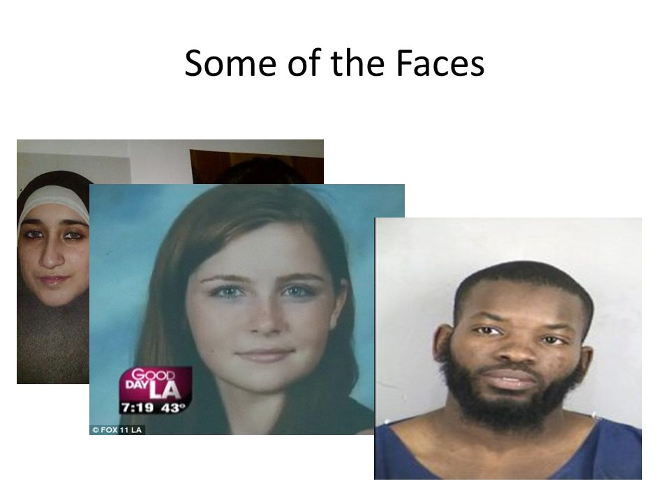 Some of the Faces