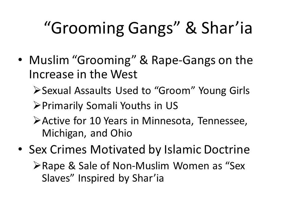 Grooming Gangs & Shar'ia