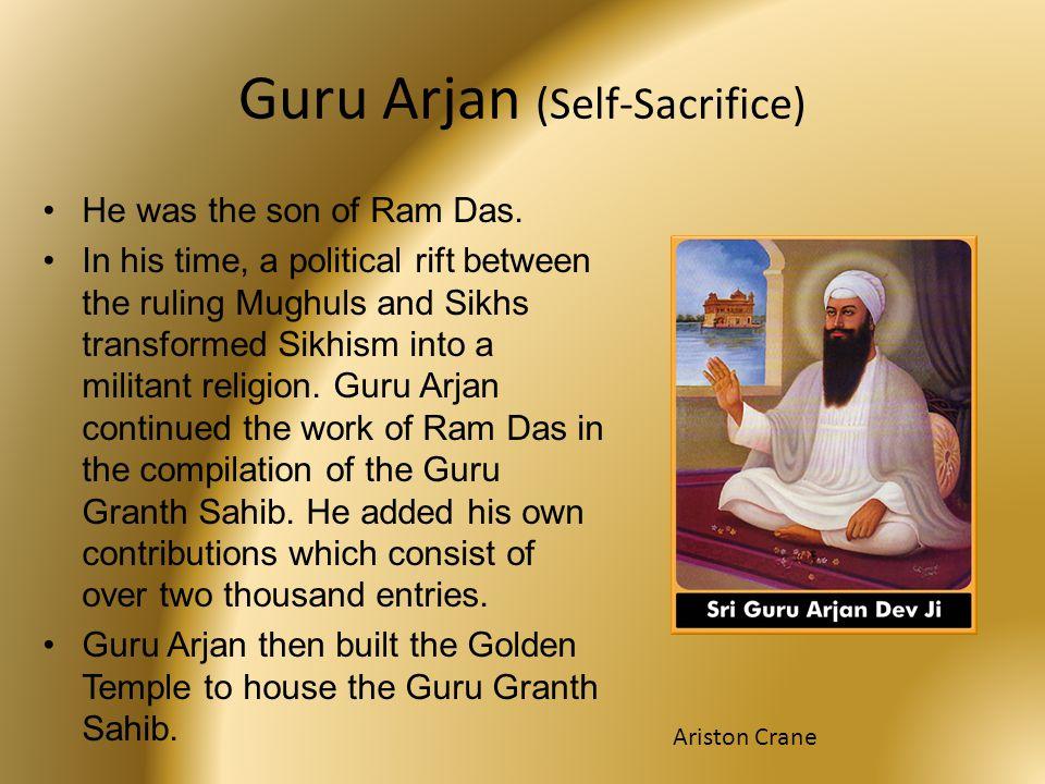 Guru Arjan (Self-Sacrifice)