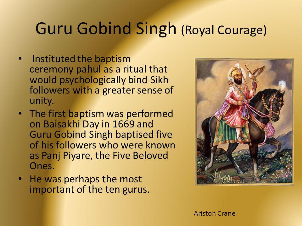 Guru Gobind Singh (Royal Courage)