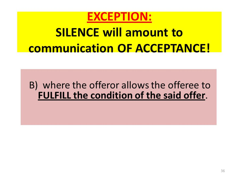 postal rule of acceptance essay