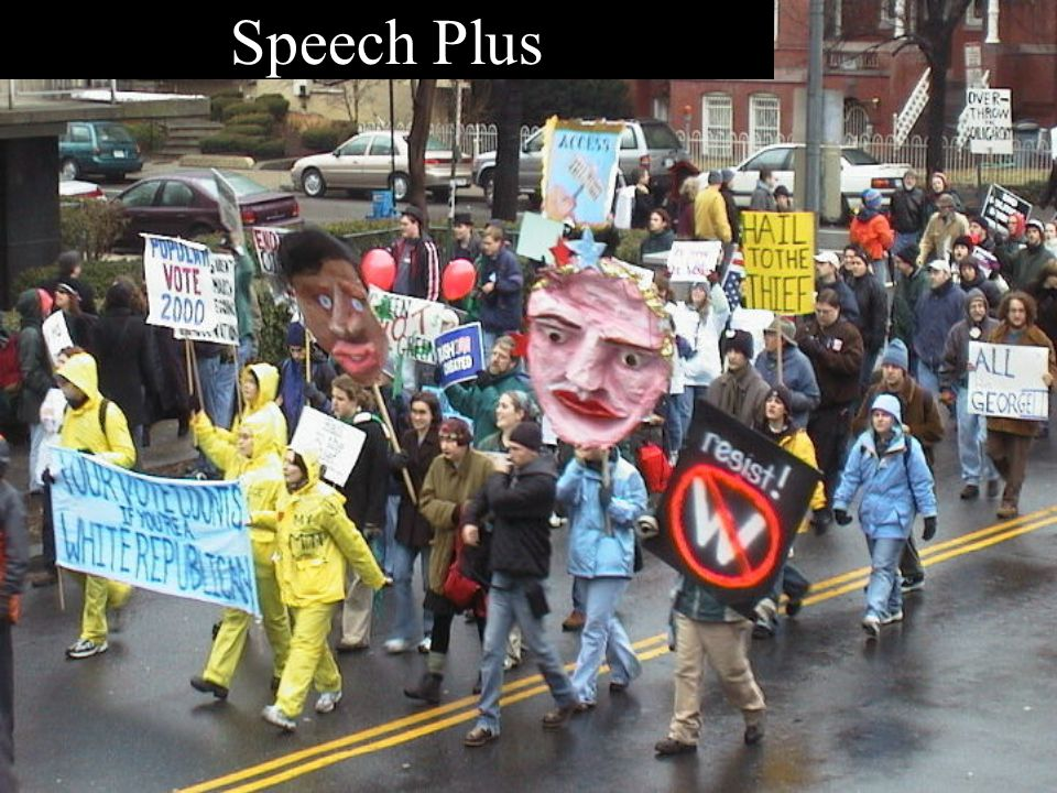 Speech Plus