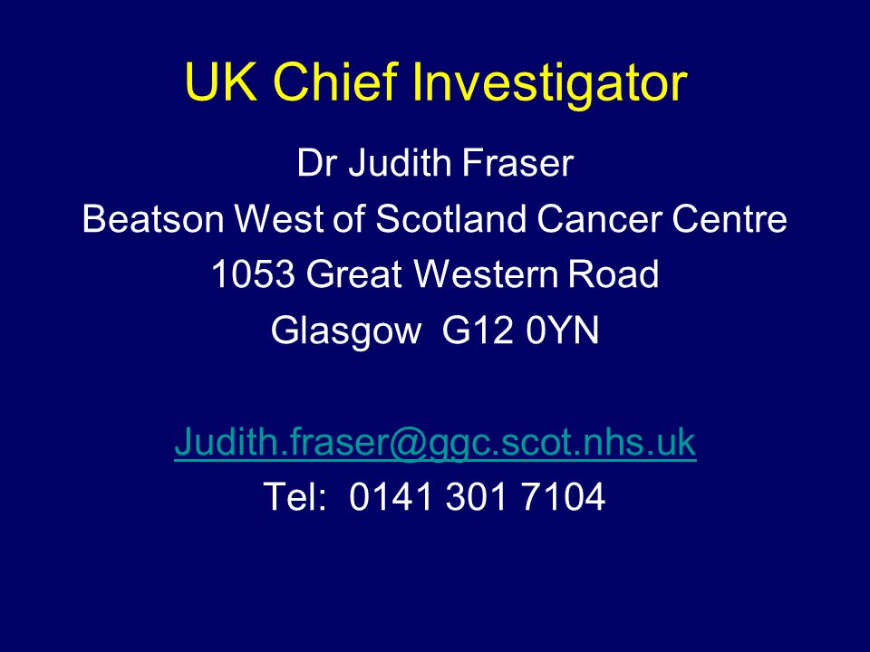 Beatson West of Scotland Cancer Centre