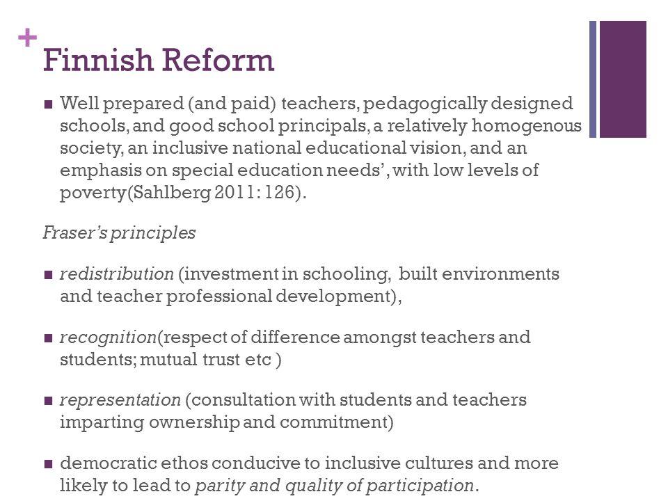 Finnish Reform