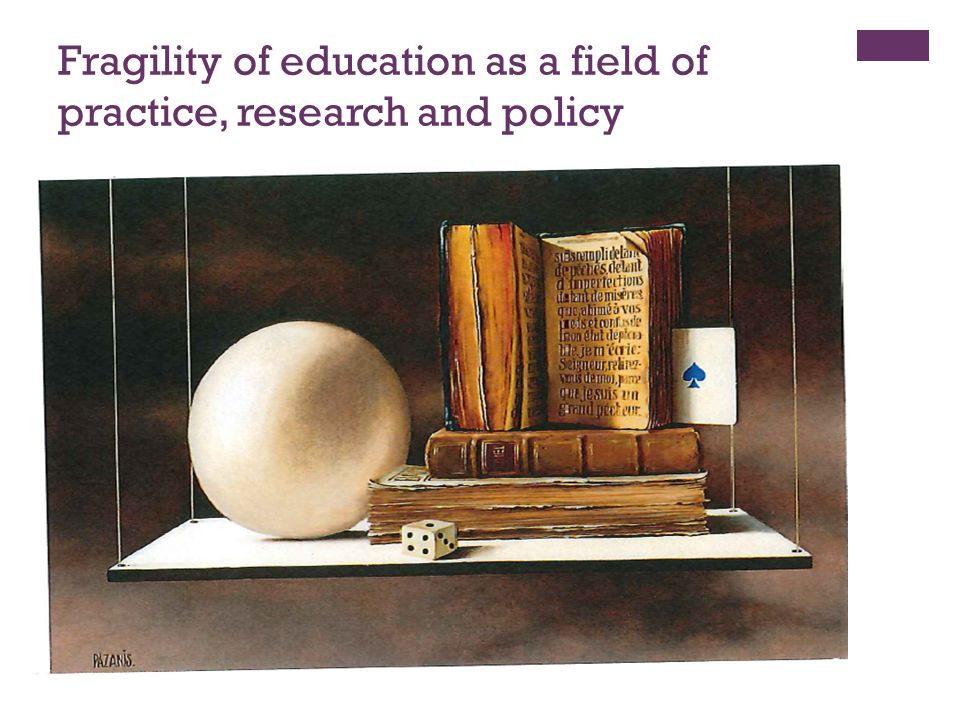 research papers in education policy and practice