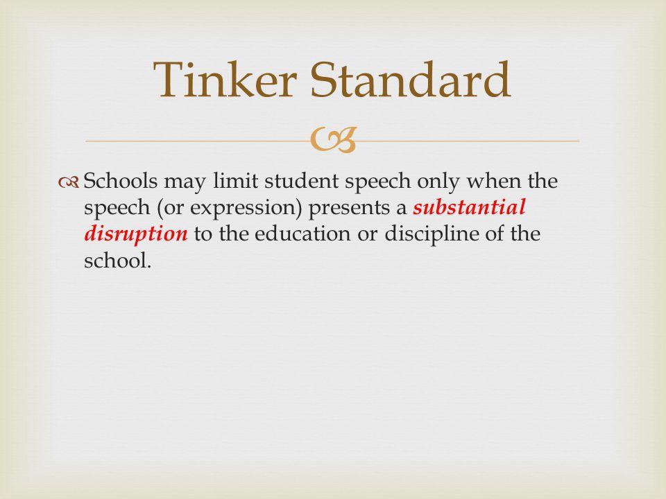 Tinker Standard