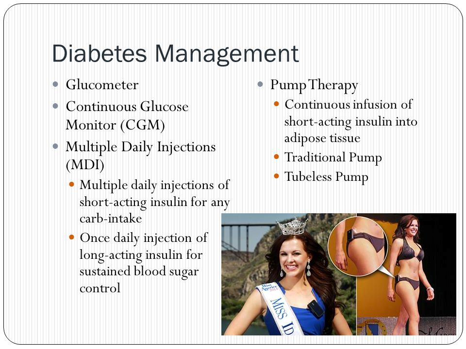 Diabetes Management Glucometer Continuous Glucose Monitor (CGM)