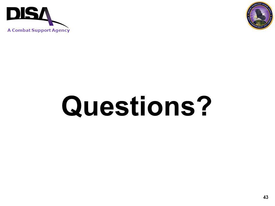 Questions 43 43