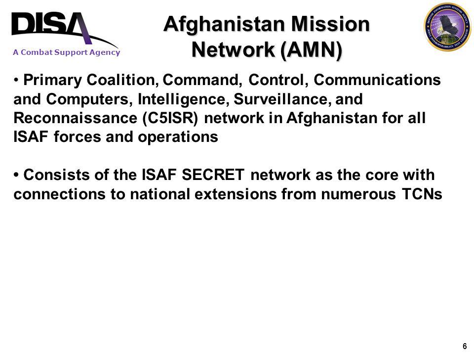 Afghanistan Mission Network (AMN)