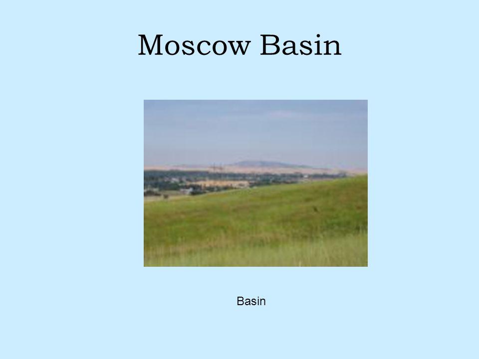 Moscow Basin Basin