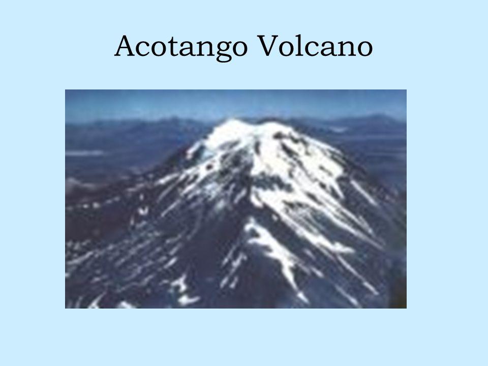 Acotango Volcano
