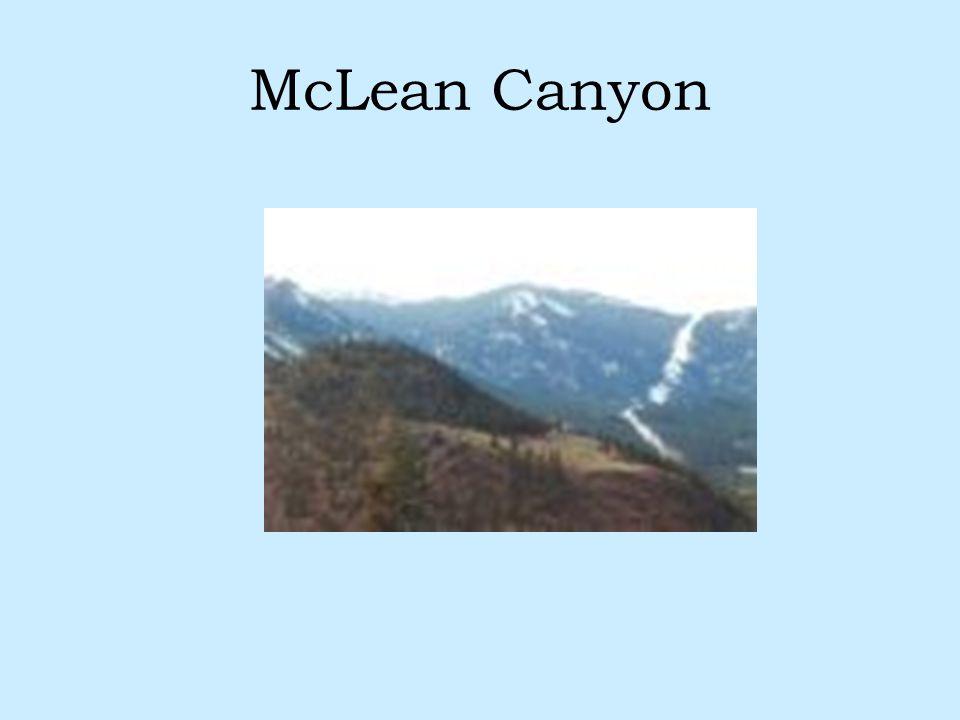 McLean Canyon