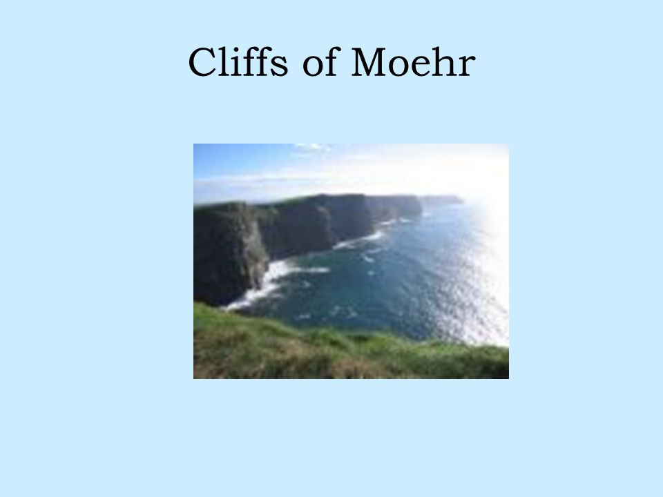 Cliffs of Moehr