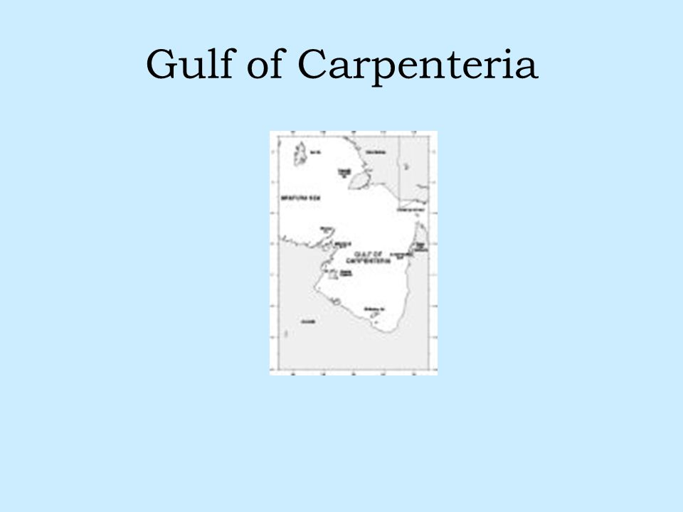 Gulf of Carpenteria