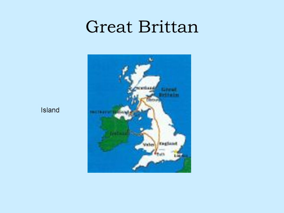 Great Brittan Island