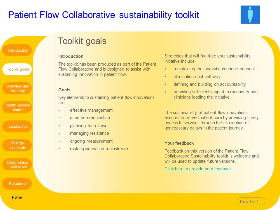Toolkit goals Introduction