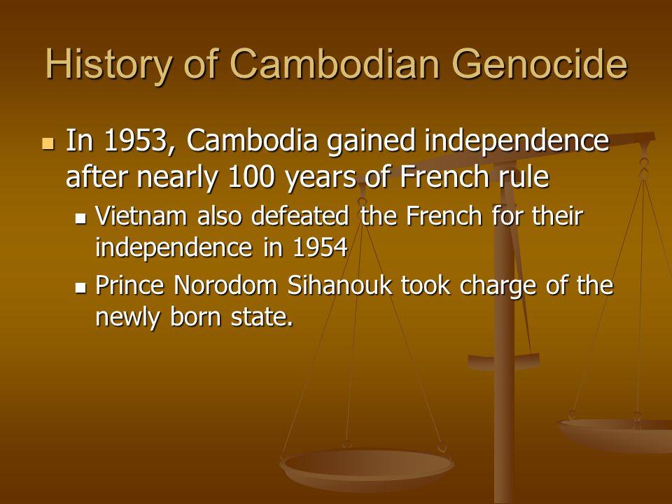 Genocide Essays