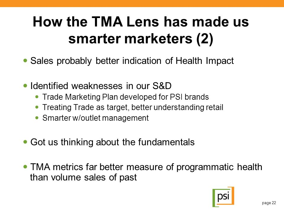 How the TMA Lens has made us smarter marketers (2)