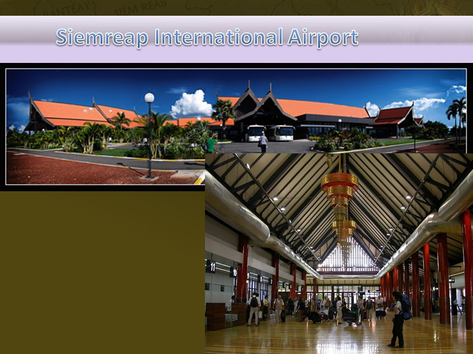 Siemreap International Airport