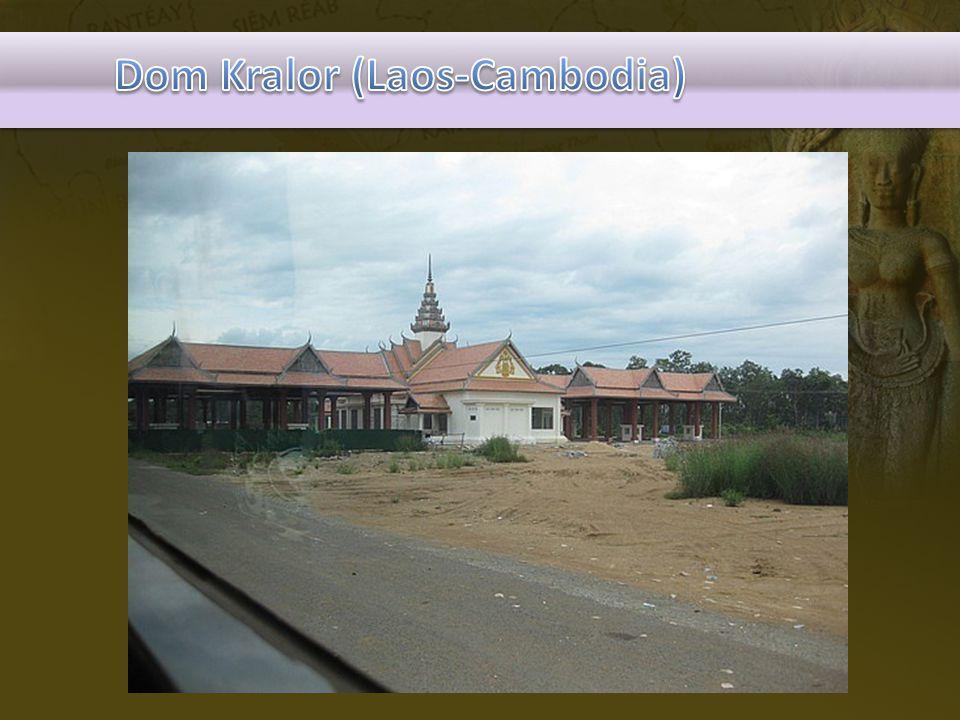 Dom Kralor (Laos-Cambodia)