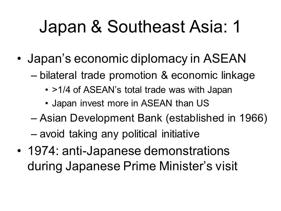 Japan & Southeast Asia: 1