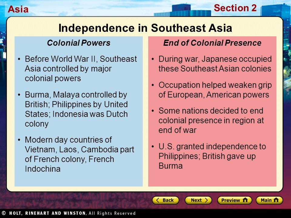independence struggles in southeast asia essay Modern southeast asia subject hist20034 (2016)  independence struggles and revolutions in southeast asia,  essay writing,.