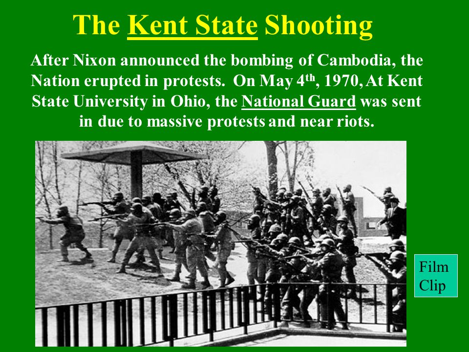 The Kent State Shooting