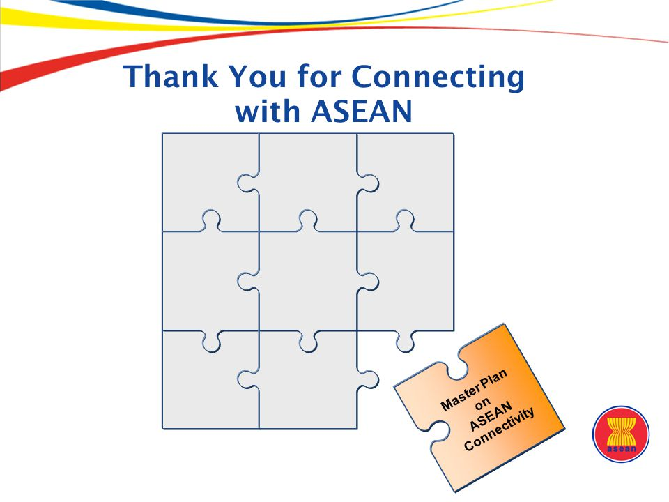Thank You for Connecting with ASEAN