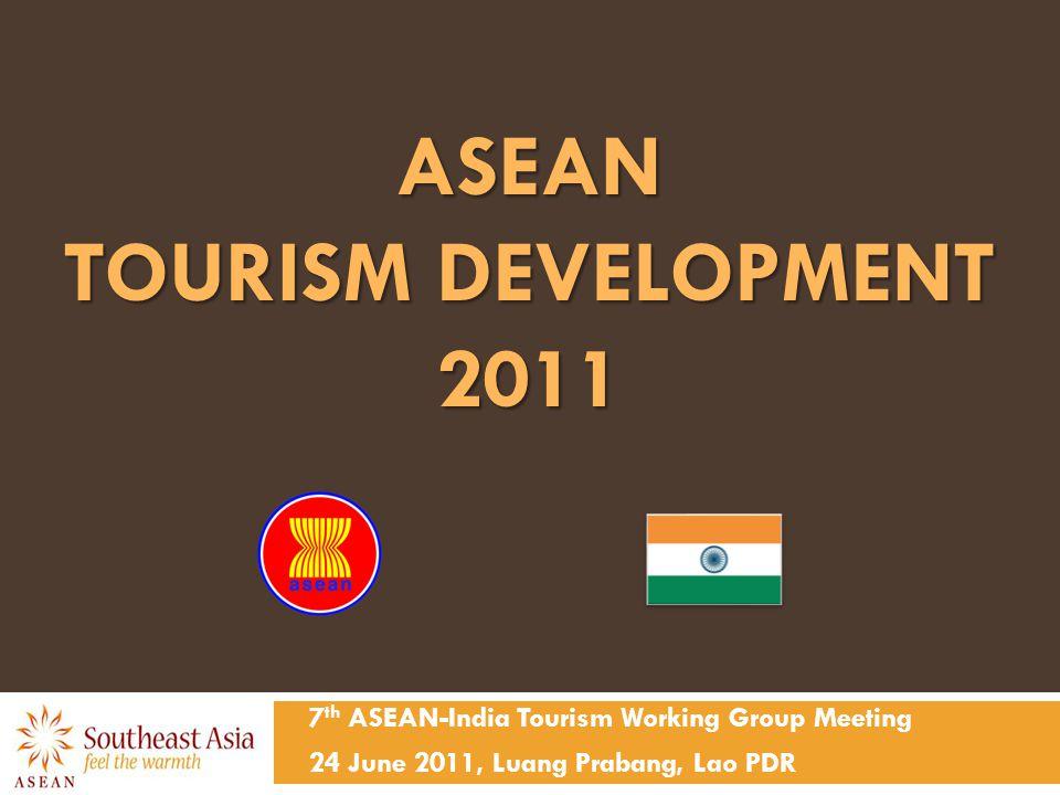 ASEAN TOURISM DEVELOPMENT 2011