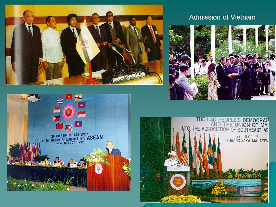 Admission of Vietnam