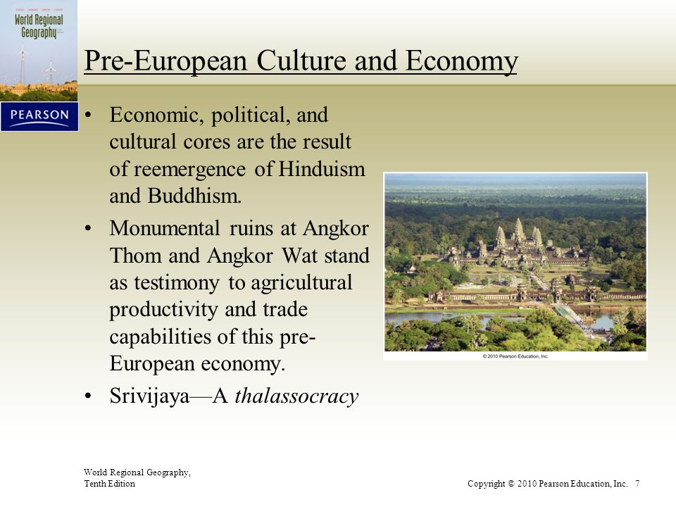 Pre-European Culture and Economy