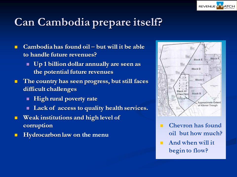 Can Cambodia prepare itself