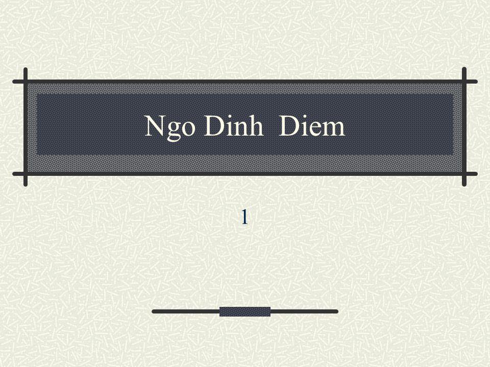 Ngo Dinh Diem 1