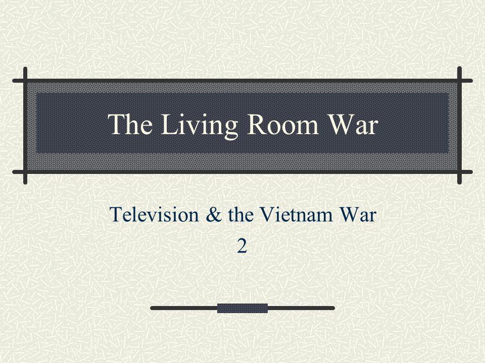 Television & the Vietnam War 2