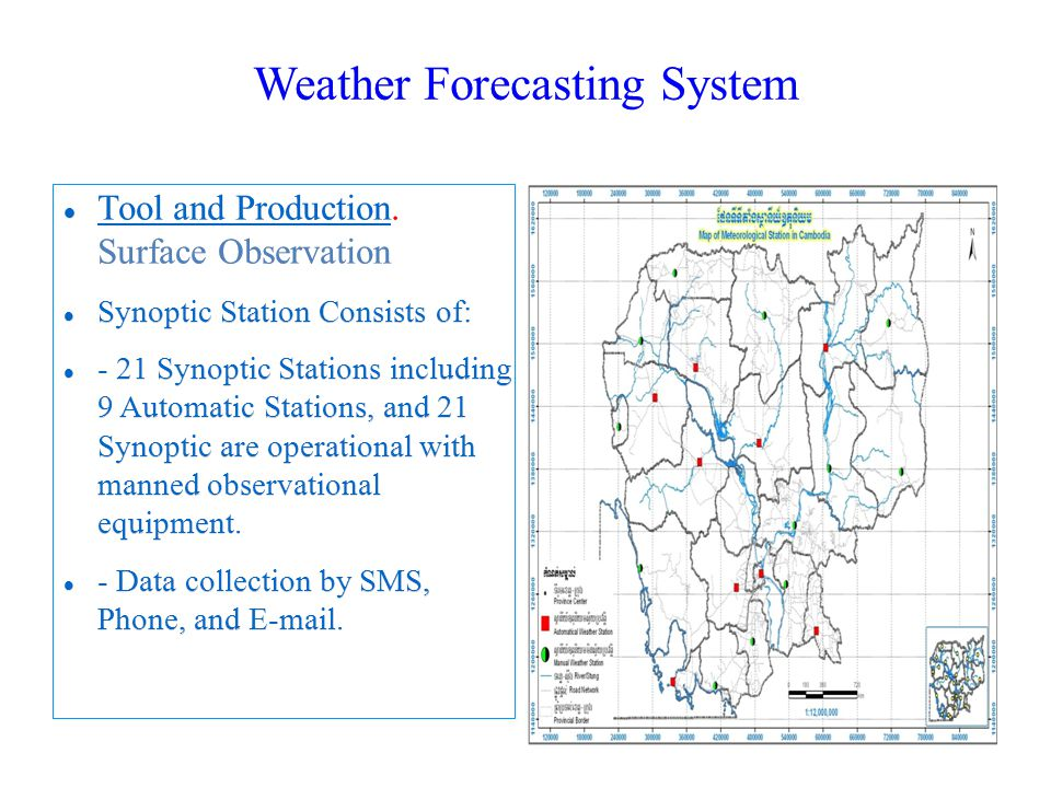 Weather Forecasting System