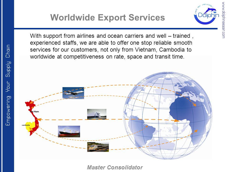 Worldwide Export Services