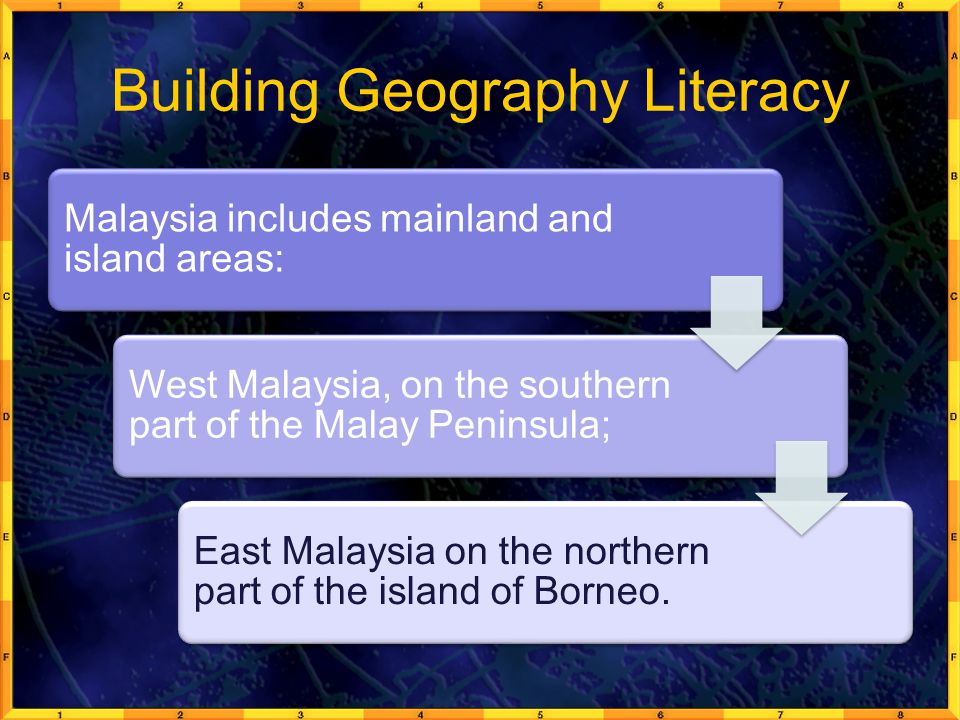 Building Geography Literacy