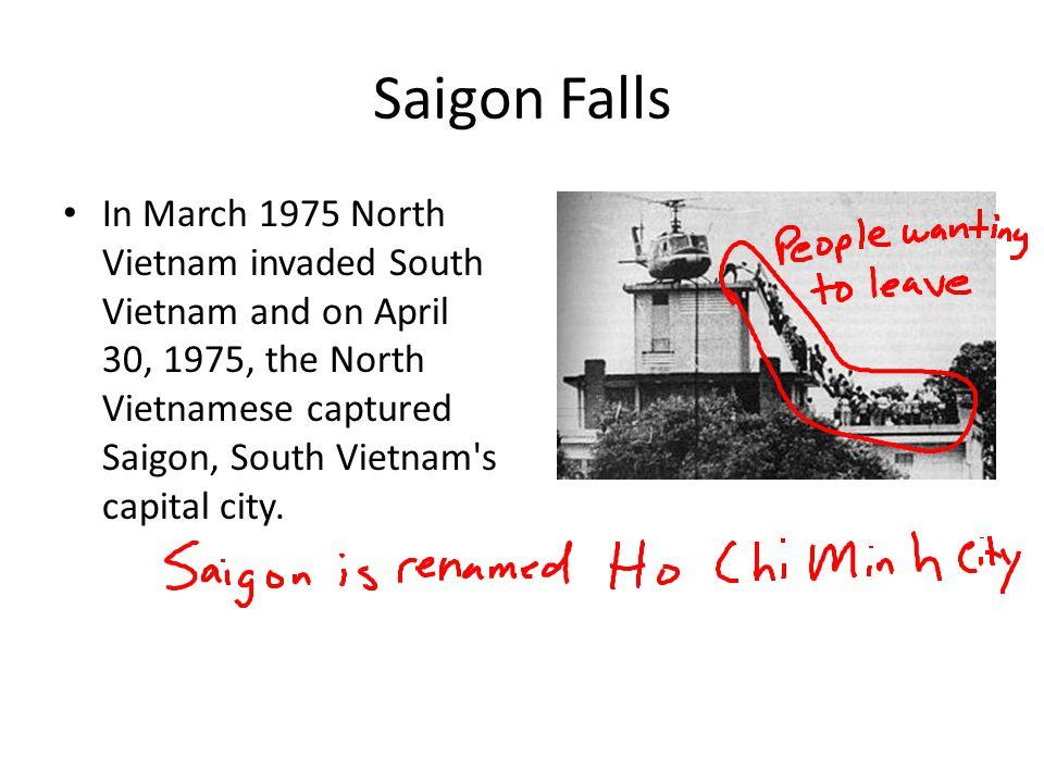 Saigon Falls