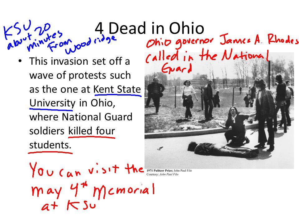 4 Dead in Ohio