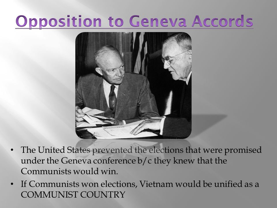 Opposition to Geneva Accords