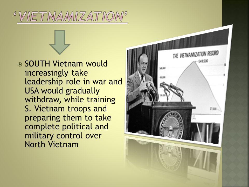 'Vietnamization'